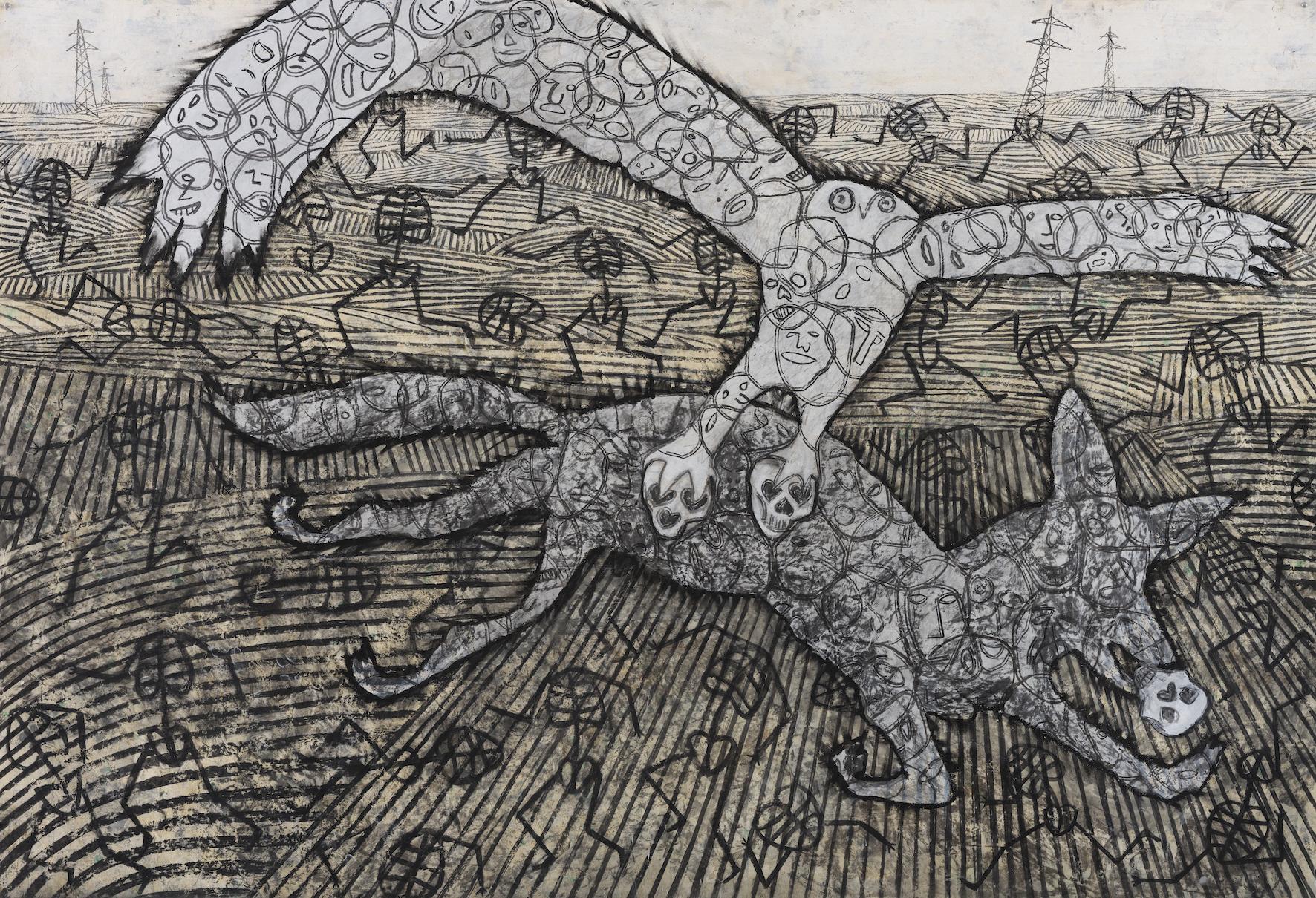 Hans Lemmen - tekening