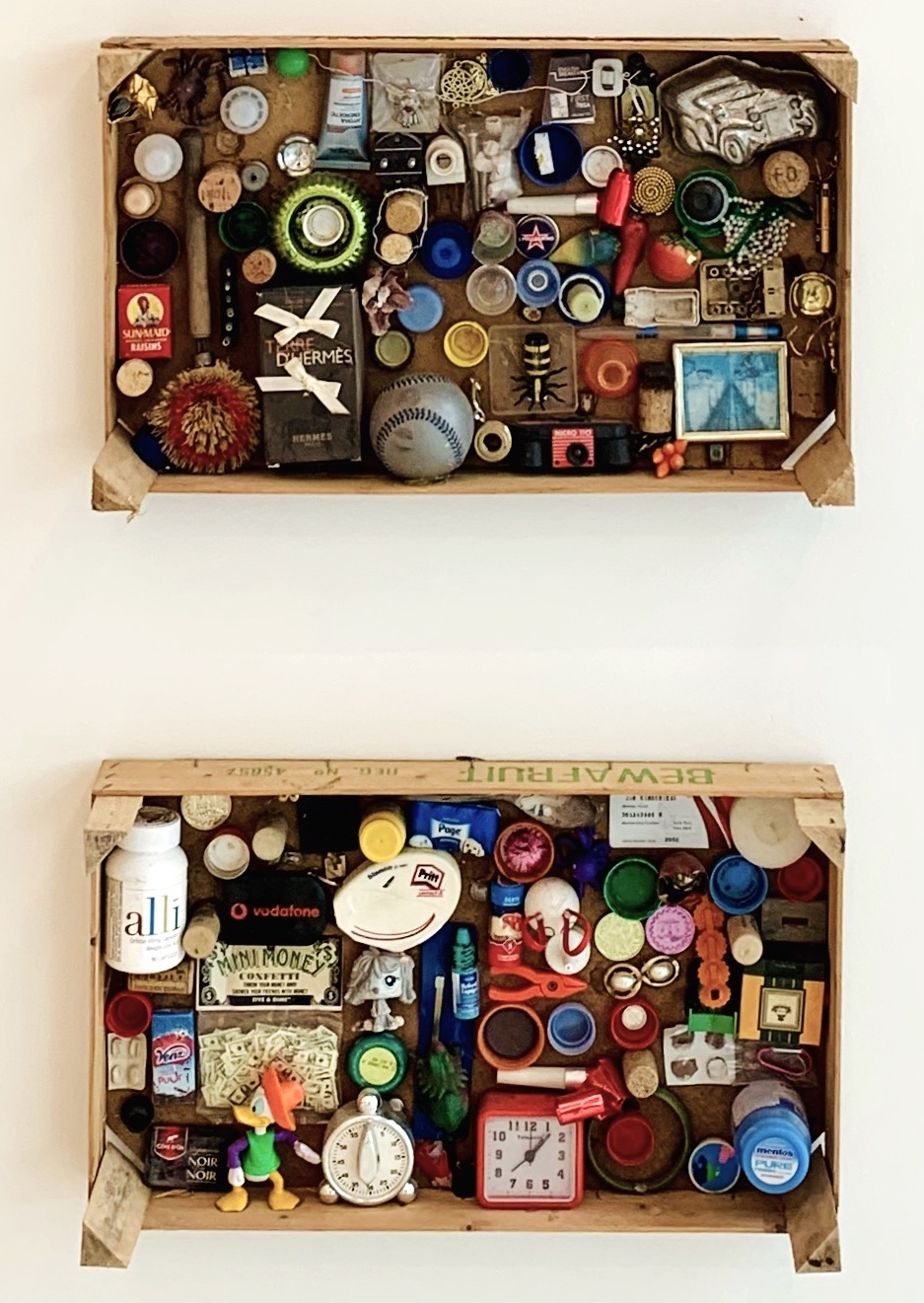 Jan Henderikse, bricolages