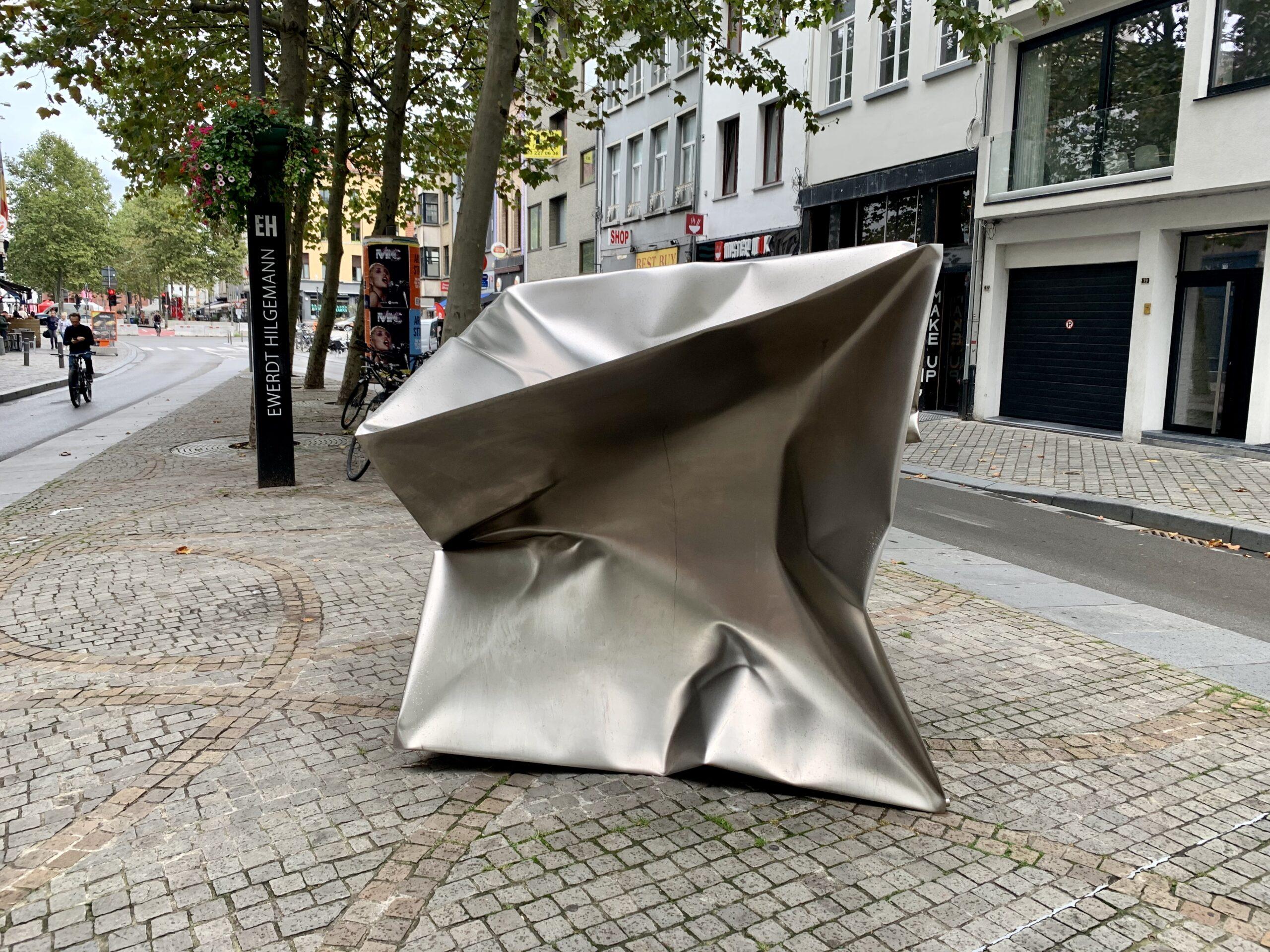 Ewerdt Hilgemann, Cube(Self), 2020