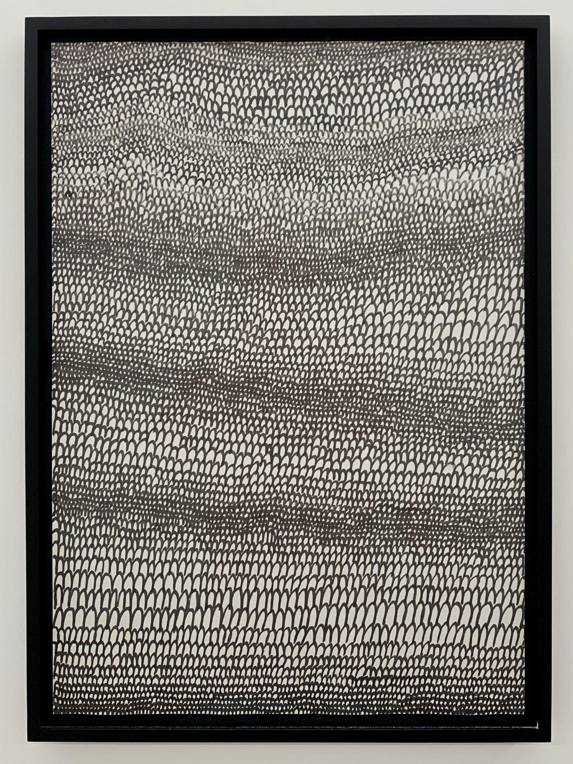 Ewerdt Hilgemann - Untitled drawing, 1959