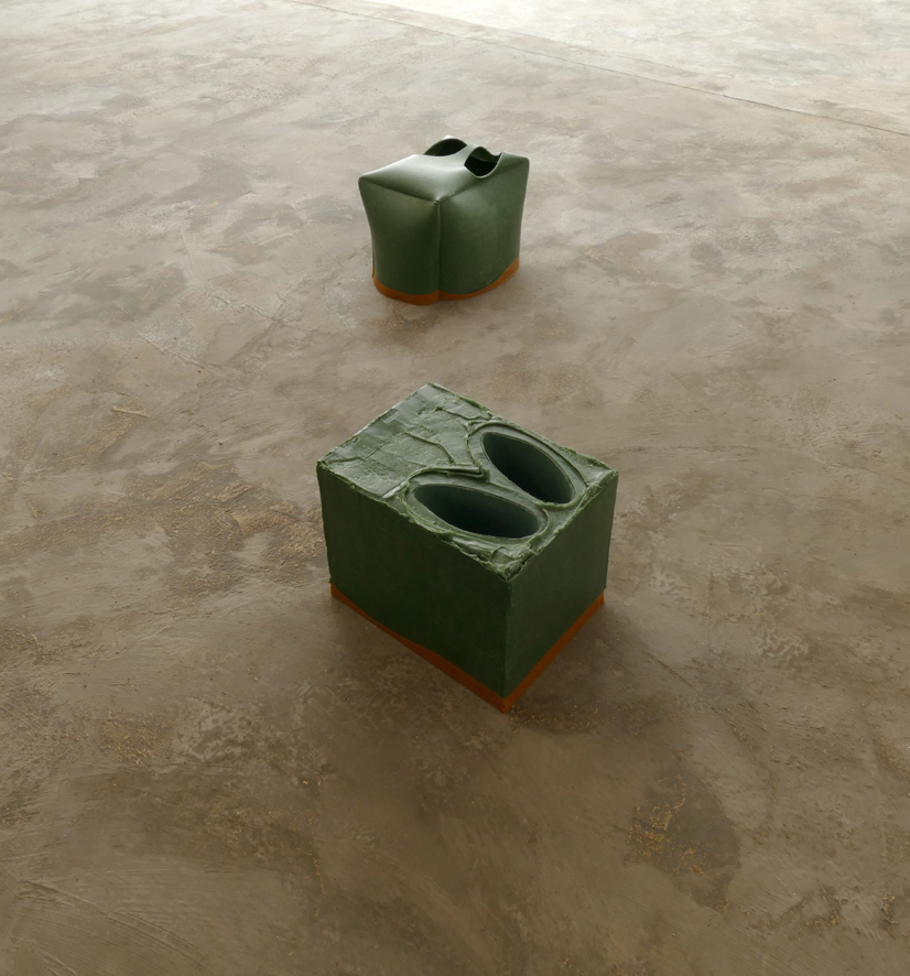 Wido Blokland - Atopos, 1993-2020, 25,5 x 33,5 x 24,5 cm