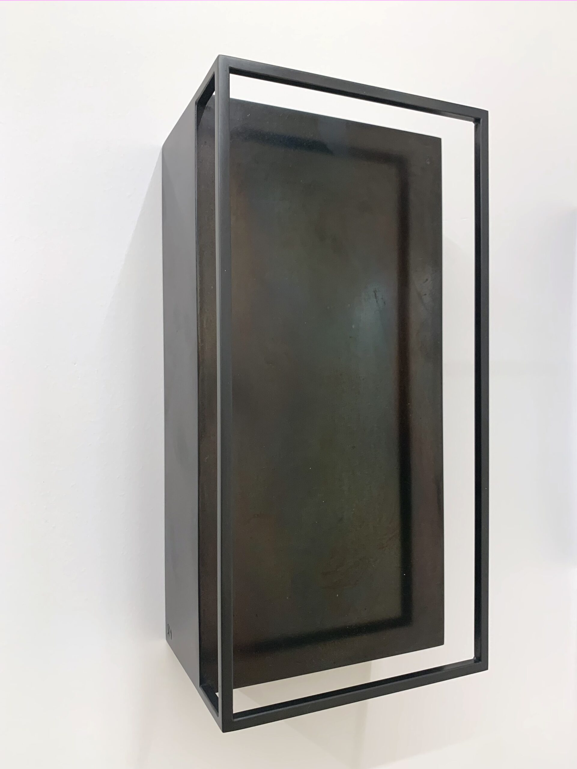 Riki Mijling, Steel Sculpture
