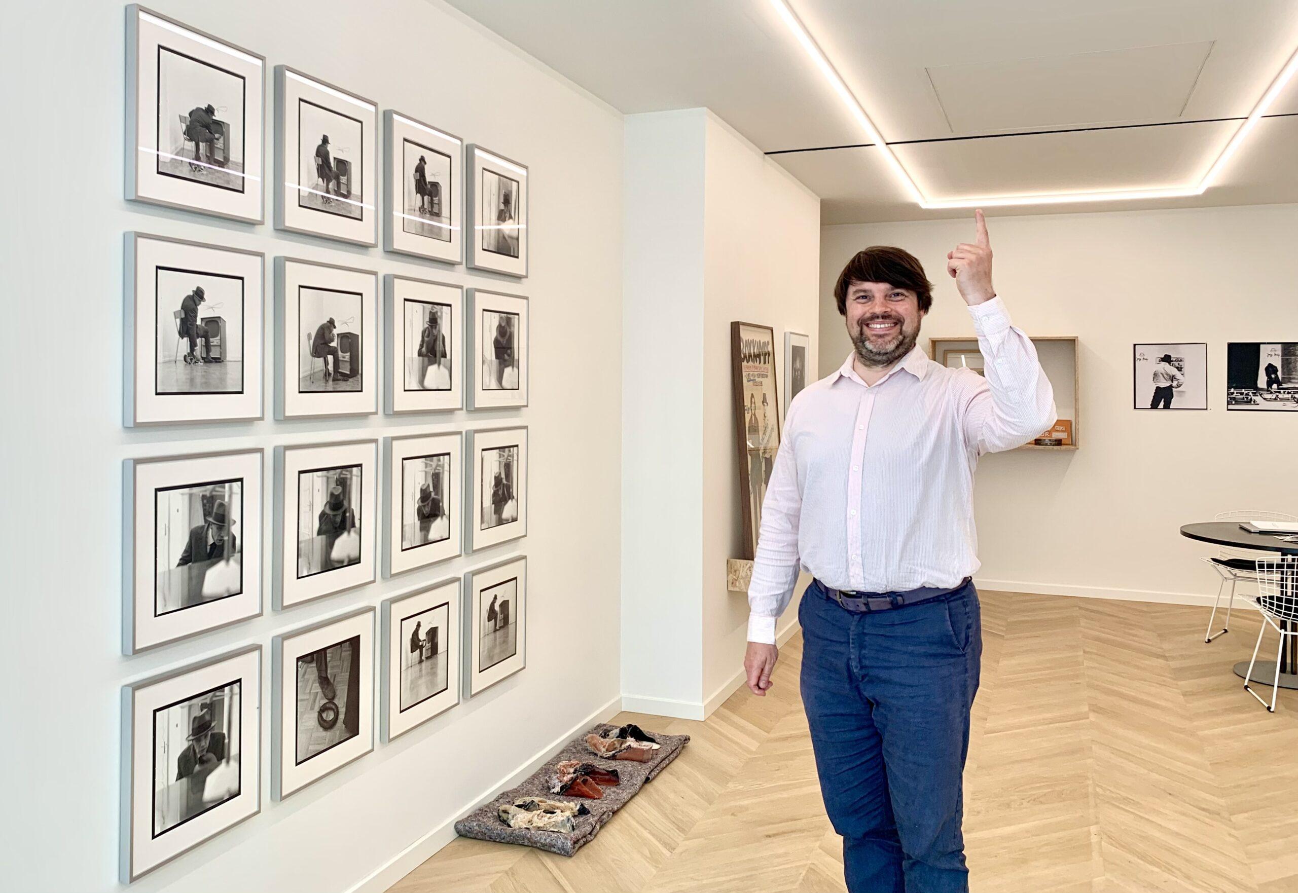 1 jaar Coppejans Gallery