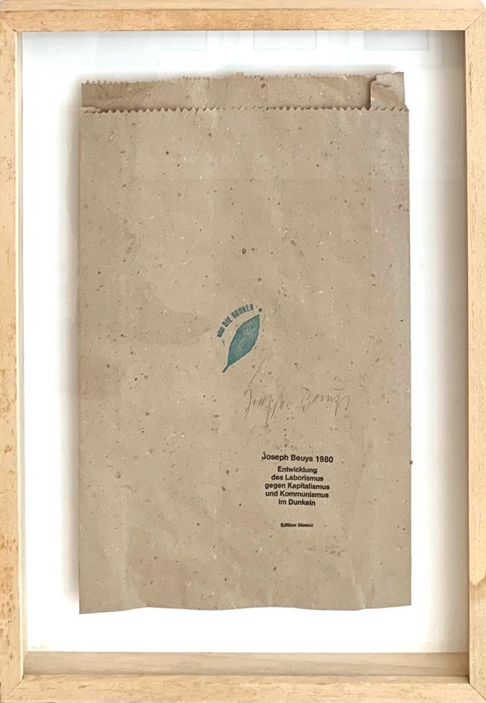 Joseph Beuys, Gut gekauft.